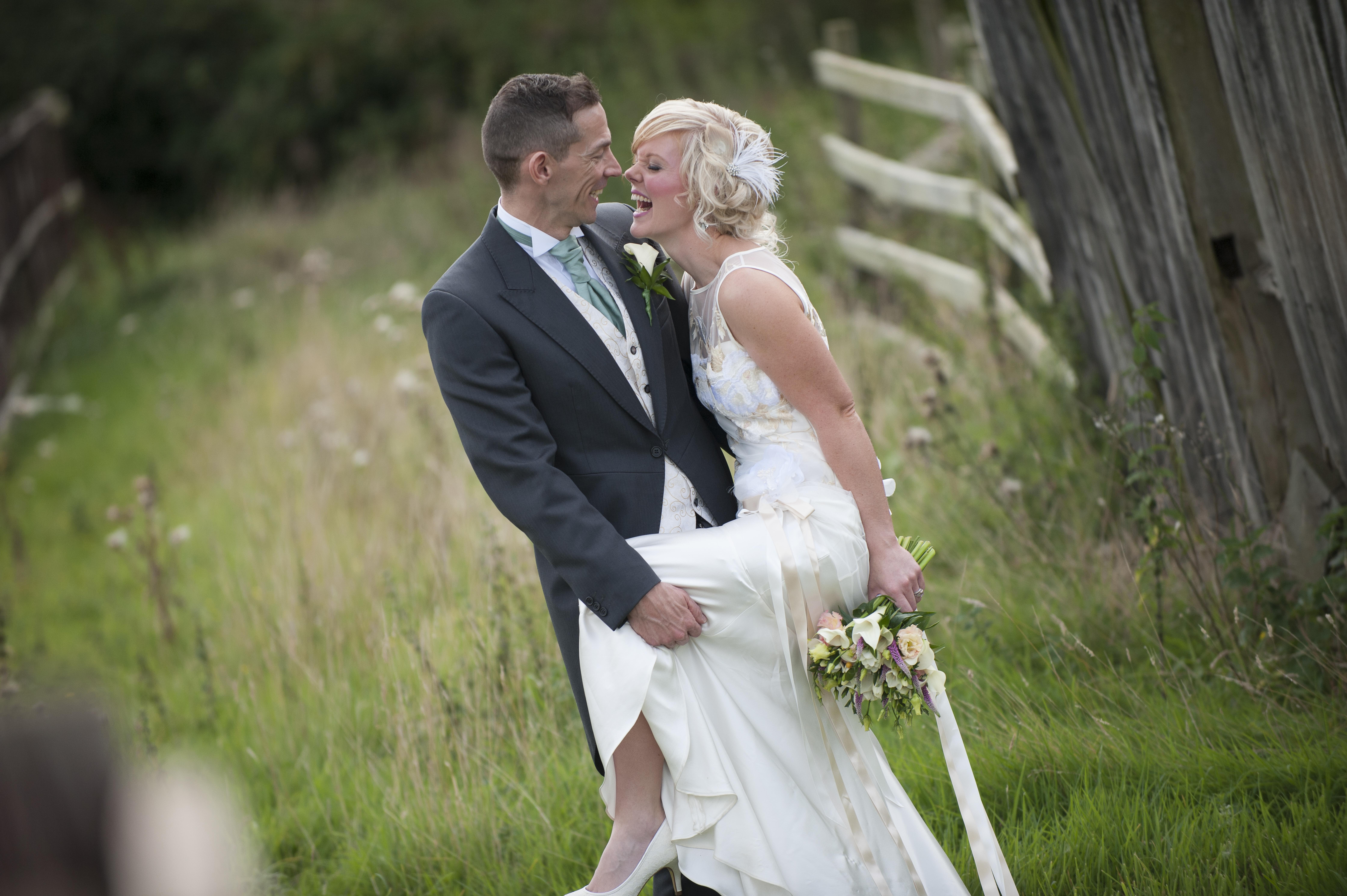Country Wedding Photography Northampton