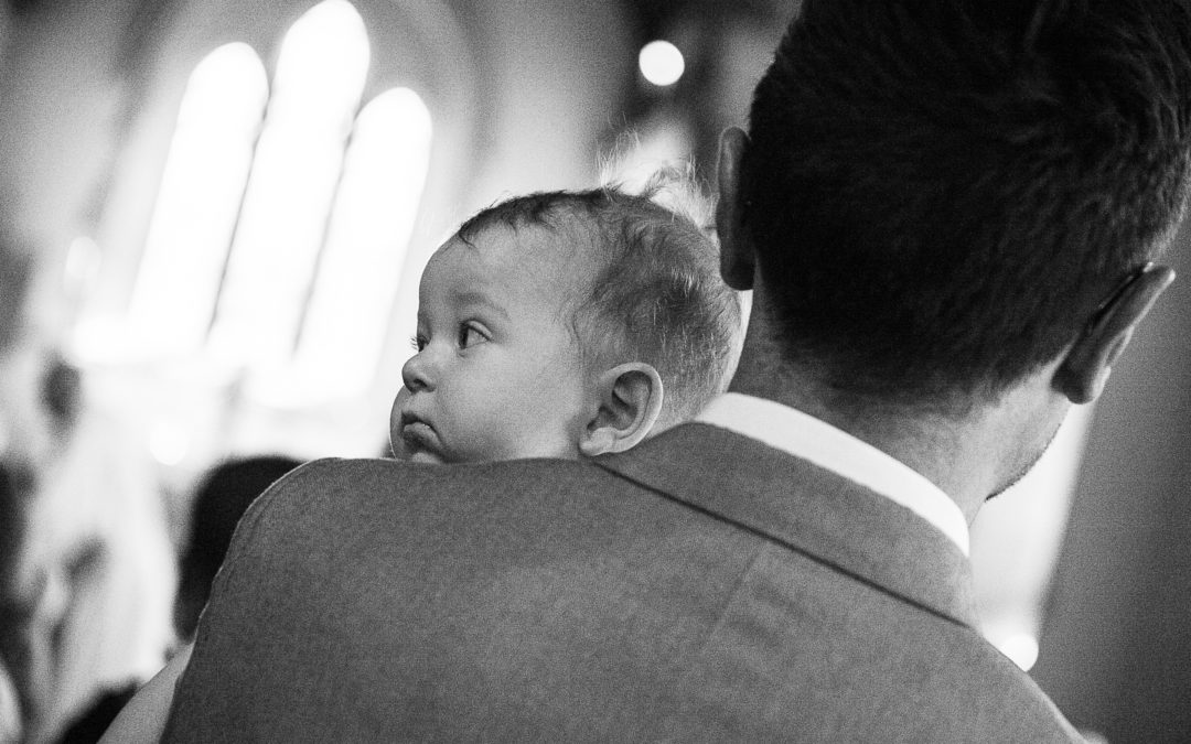 A Little Bit of History Repeating : Reuben's Christening